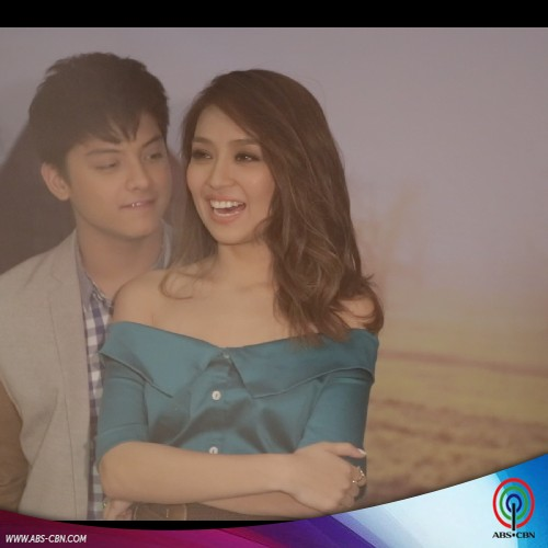 Young Superstars Kathryn Bernardo and Daniel Padilla Headline Metro's Valentine's Issue