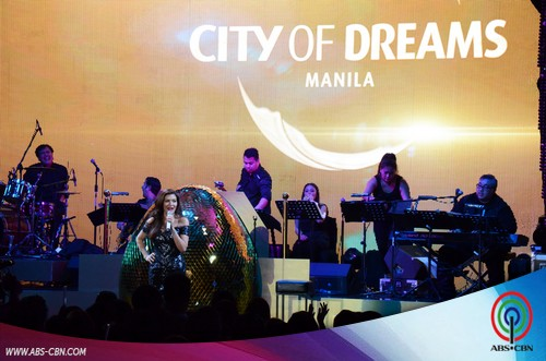 City of Dreams opens in Manila