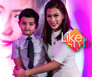 Cuteness overload with Alonzo and Alex in 'Inday Bote'