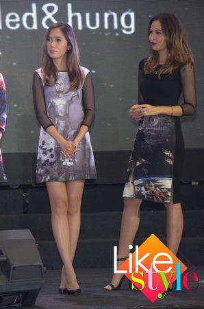 'Star Wars X Folded & Hung' Fashion Show
