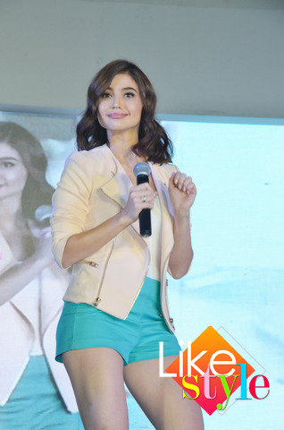 Anne Curtis is Lactacyd's newest endorser