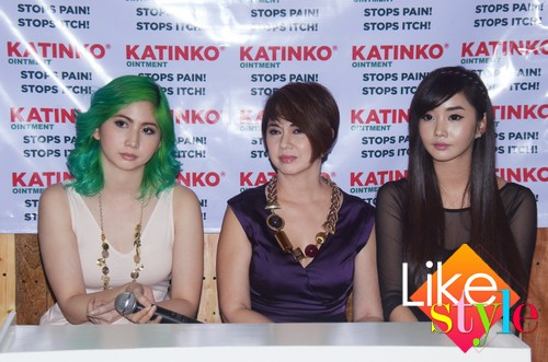 "Sisters Alodia and Ashley Gosiengfiao are ""Katingko Healing Fairies"""