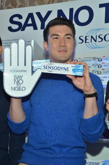Luis Manzano for Sensodyne
