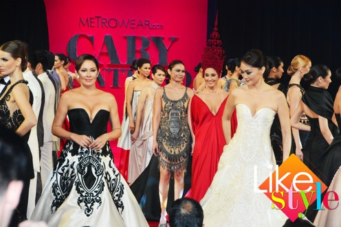 Metro Wear Icon Cary Santiago and Metro Magazine Celebrate 25 Years