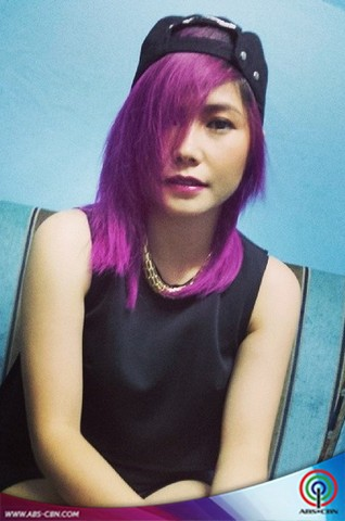 The colorful hair story of Yeng Constantino