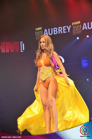 The hottest girls in the Philippines in the FHM 100 Sexiest Victory Party