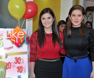 Vina Morales and Shaina Magdayao's Ystilo Salon celebrates 16th anniversary