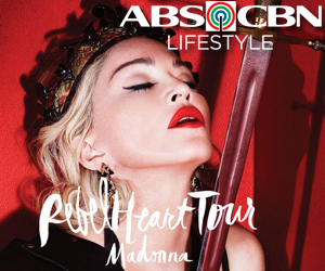 """Material Girl"", ""Like a Virgin"" singer to visit the Philippines"