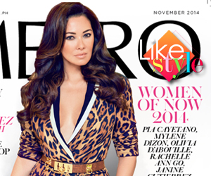 Ruffa Gutierrez and her perception about marriage in Metro's November issue