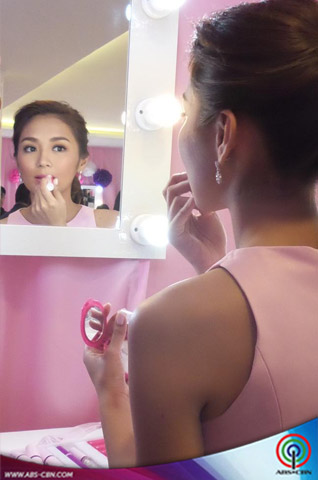 Kathryn named beauty product endorser